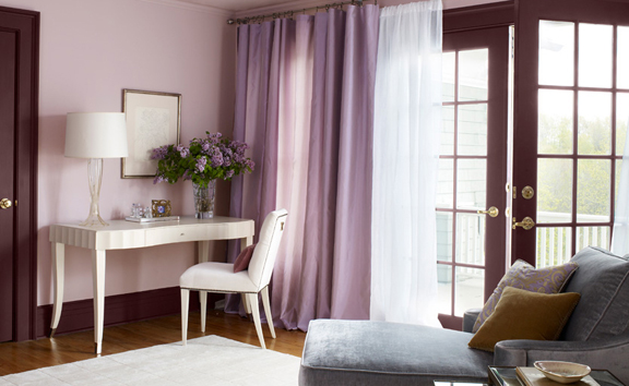 psychology of color purple