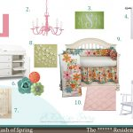 Design Board- Nursery