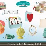 Fresh Picks- February 2010