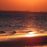 Strolling around Fort Myers Beach, Florida