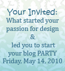 Blog Party Button