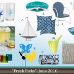 June Fresh Picks 2010