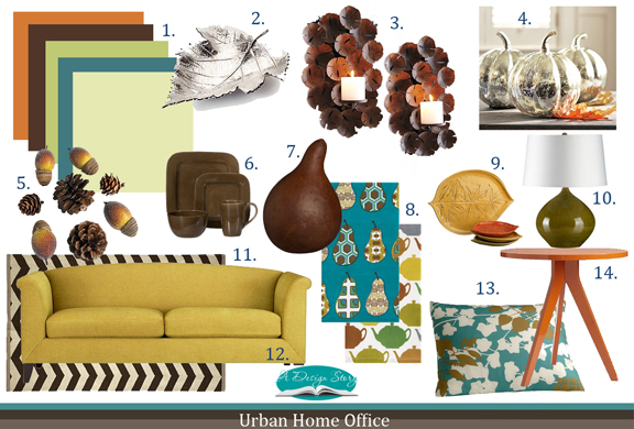 Virtual Window Shopping For Autumn A Design Story