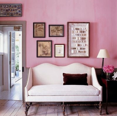 Shades of Pink - A Design Story