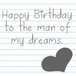 A Birthday Wish…