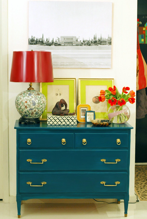 Furniture Colour : ... colors or painting adjacent walls in a small room two different colors