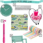 April 2013 Monthly Favorites