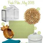 Fresh Picks: May 2013
