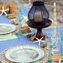 Summer Picnic Tablescapes