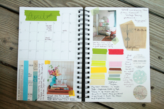 Creative Place Idea Book