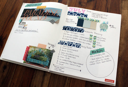 Idea Journal July