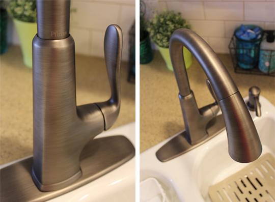 Faucet Slate Finish