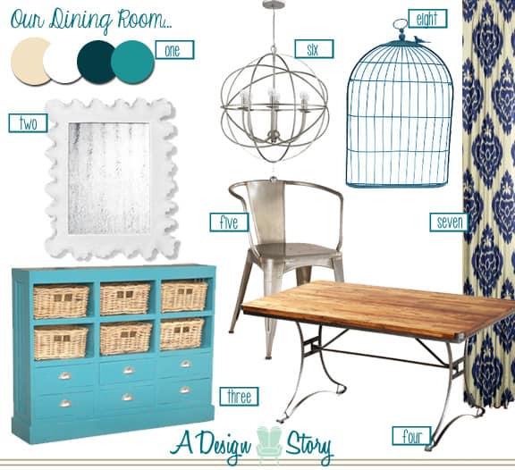 Dining Room Design Concept