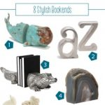 8 Stylish Bookends