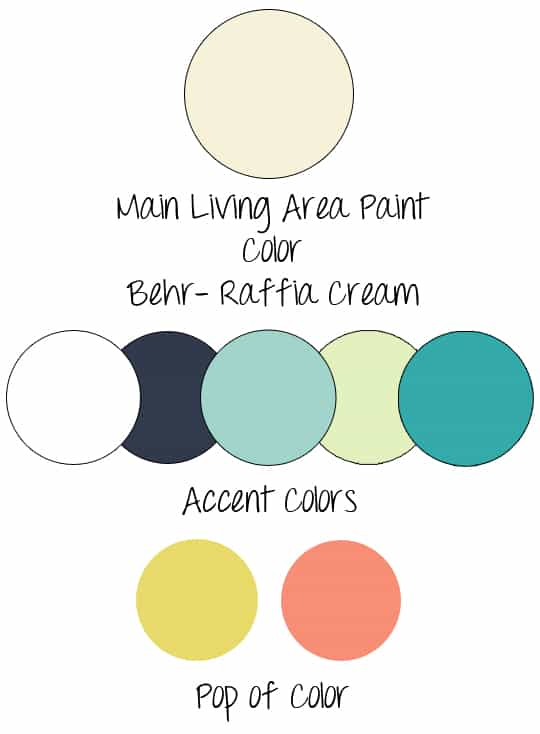 Main  Living Color Scheme
