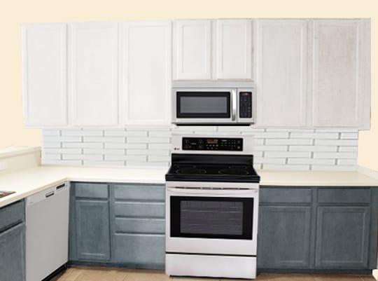 Kitchen Virtual Paint