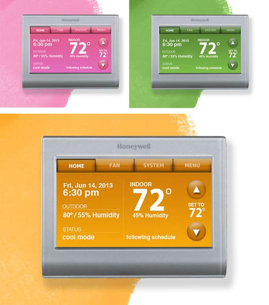 Wi_Fi_Smart_Thermostat_Background_Colors