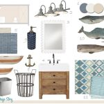 EDesign: Nantucket Bathroom
