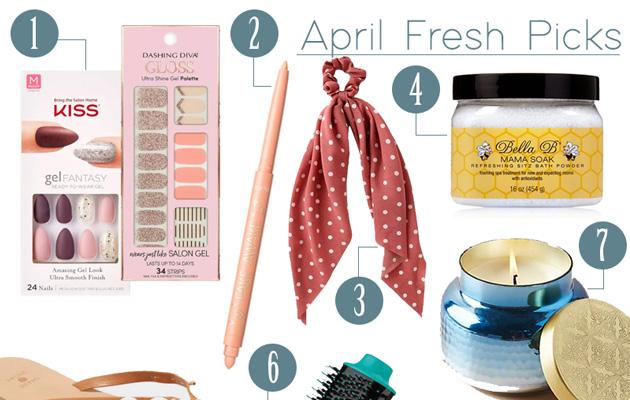April Fresh Picks