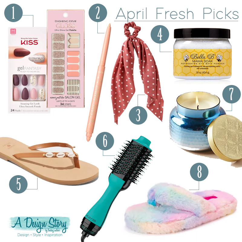 April Fresh Picks