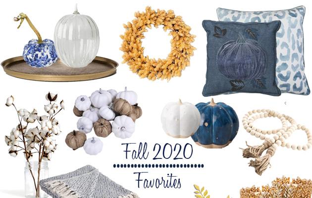 Fall Favorites 2020